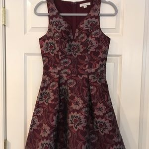 Fit & Flare Holiday Dress!